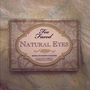 Too Faced Naturals Eyes